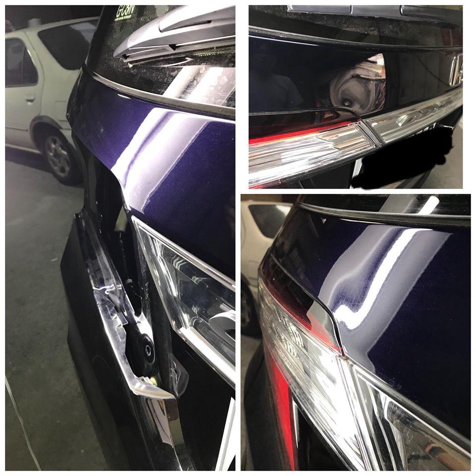 汽車免烤漆凹痕修復